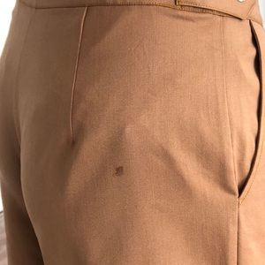 Raoul Shorts - RAOUL Luxury Wool Twill Pleated Shorts